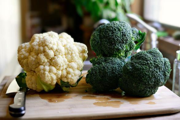 Bông cải trắng- siêu thực phẩm? - Ảnh 1.