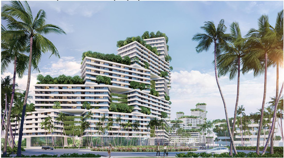 Thanh Long Bay - ThiÃn đường nghỉ dưỡng mới tại Bình Thuận - Ảnh 5.