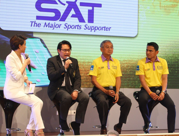 Kiatisak lần đầu nói về ghế HLV trưởng tuyển Thái Lan - Ảnh 2.