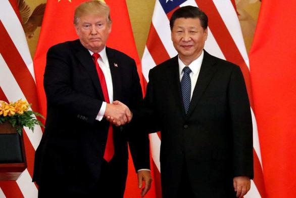 Ông Trump: Mỹ - Trung sẽ tái đàm phán thương mại trước G20 - Ảnh 1.
