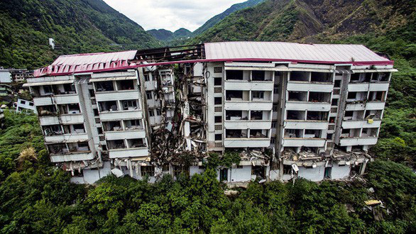 5 trận động đất liên tiếp làm rung chuyển Tứ Xuyên - Ảnh 3.