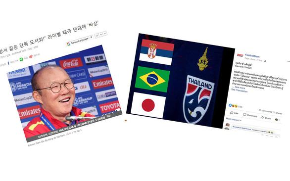 Sự thật thông tin Malaysia, Thái Lan và Indonesia muốn cướp HLV Park - Ảnh 1.
