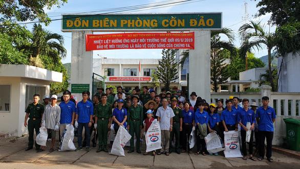 CLB truyền thông bảo vệ môi trường Côn Đảo: Lan tỏa những hành động ý nghĩa - Ảnh 1.