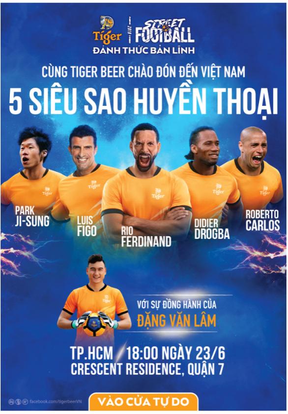 Tiger Street Football 2019 mời đội bóng 6 sao đến Việt Nam cuối tuần này - Ảnh 10.