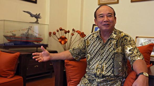 Phó đô đốc Nguyễn Văn Tình bị Ban Bí thư cảnh cáo - Ảnh 1.