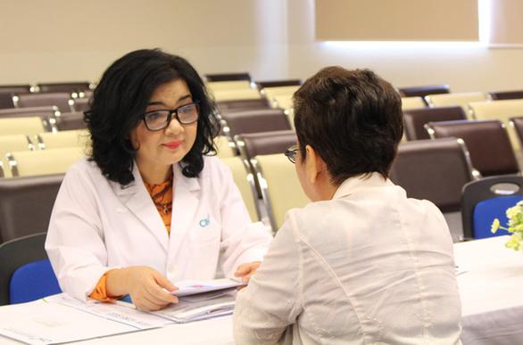 Chỉ 56% bác sĩ tuyến cơ sở chẩn đoán đúng 5 bệnh cơ bản - Ảnh 1.