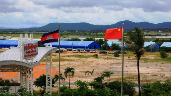 Mỹ vạch mặt hàng Trung Quốc chui vào Campuchia để né thuế - Ảnh 1.