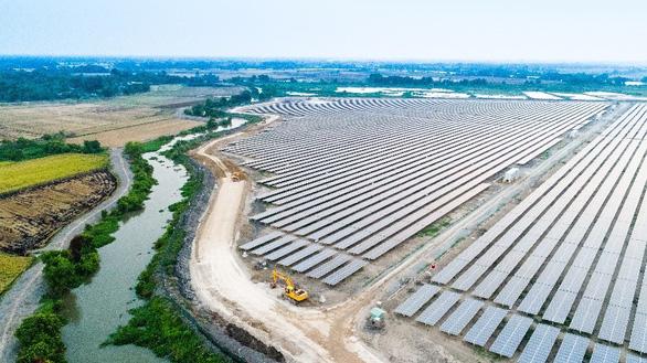 Khánh thành nhà máy điện mặt trời TTC số 01 và 02 - Ảnh 1.