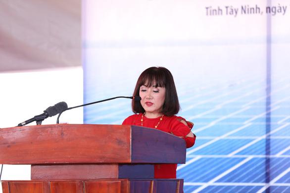 Khánh thành nhà máy điện mặt trời TTC số 01 và 02 - Ảnh 3.