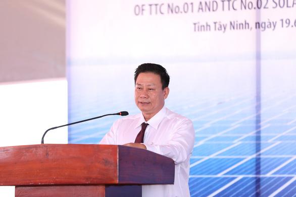Khánh thành nhà máy điện mặt trời TTC số 01 và 02 - Ảnh 5.