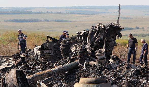 Truy nã 4 nghi phạm vụ bắn rơi máy bay MH17 sau 5 năm điều tra - Ảnh 1.