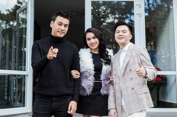 Ngọc Thuận phá lệ đóng cảnh tình cảm trong MV của Nam Cường - Ảnh 3.