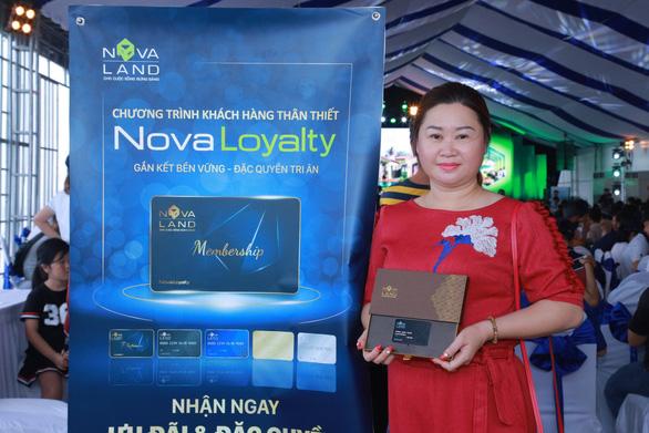 Novaland ra mắt chương trình khách hàng thân thiết Novaloyalty - Ảnh 1.