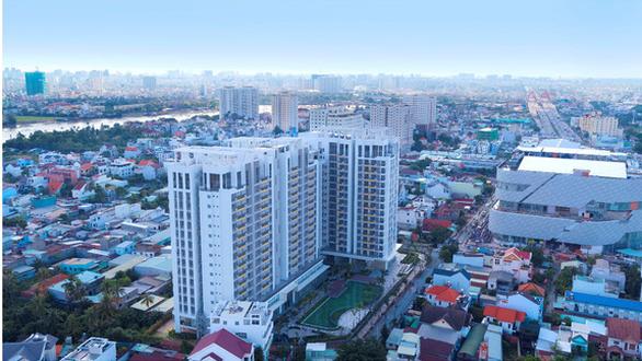 Sức hút của dự án căn hộ trên đại lộ đẹp nhất Sài Gòn - Ảnh 1.