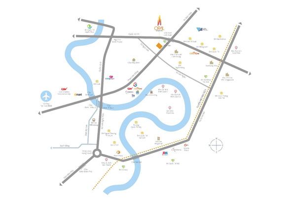 Sức hút của dự án căn hộ trên đại lộ đẹp nhất Sài Gòn - Ảnh 3.