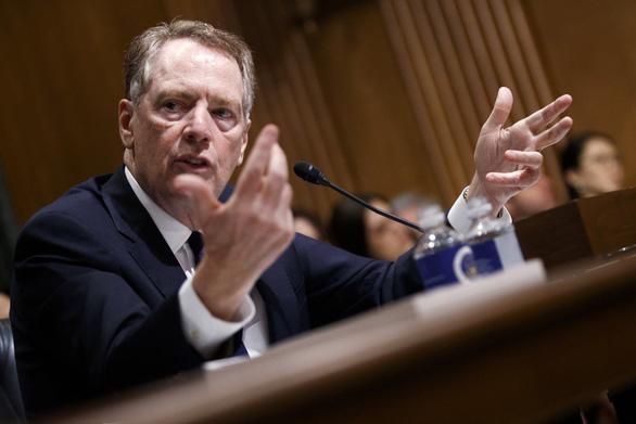 Thượng viện Mỹ lo lắng về đòn phạt thuế của ông Trump - Ảnh 1.