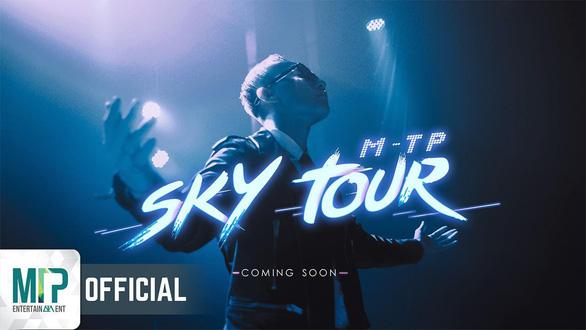 Sơn Tùng hé lộ thời gian và ba điểm diễn của Sky tour 2019 - Ảnh 1.