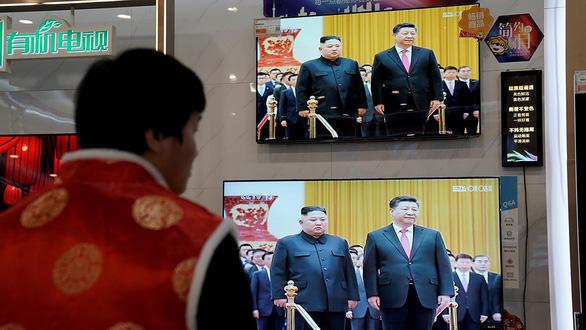 Chuyến thăm Triều Tiên bất ngờ và gấp rút của ông Tập - Ảnh 1.