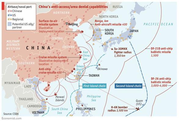 Lãnh đạo quốc phòng mới của Mỹ chủ trương chơi rắn với Trung Quốc - Ảnh 3.