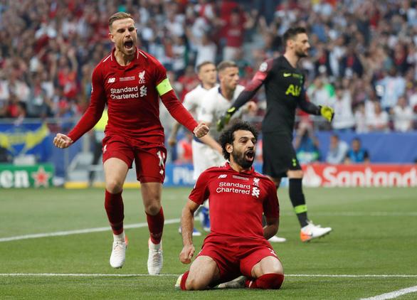 Đá bại Tottenham, Liverpool vô địch Champions League 2018-2019 - Ảnh 2.