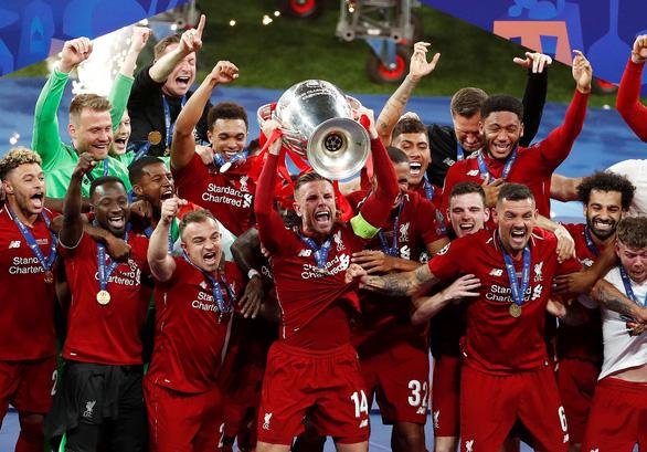 Đá bại Tottenham, Liverpool vô địch Champions League 2018-2019 - Ảnh 1.