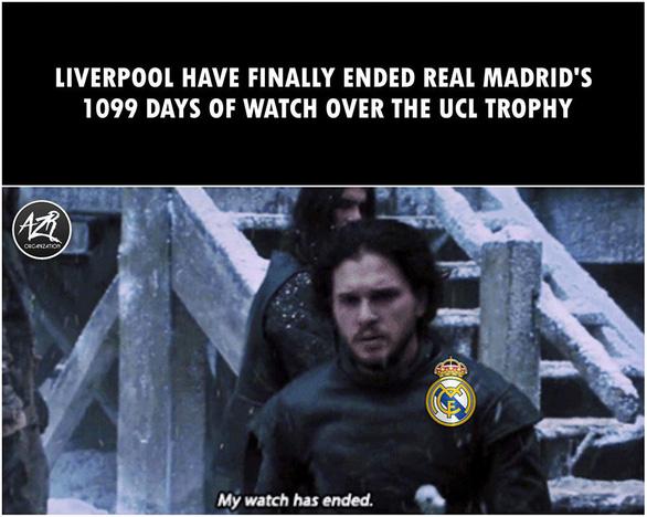 CĐV Liverpool 'sướng' vì đội nhà xóa được cái dớp thất bại để đăng quang - Ảnh 9.