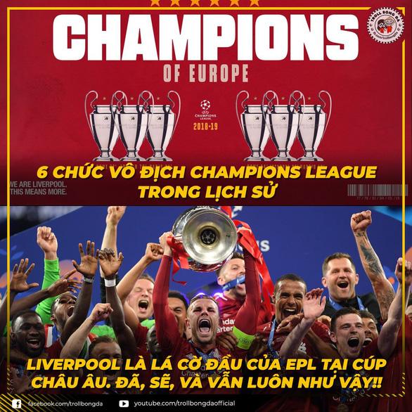 CĐV Liverpool 'sướng' vì đội nhà xóa được cái dớp thất bại để đăng quang - Ảnh 7.