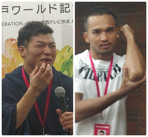 Võ sĩ MMA Nhật bị đối thủ Thái Lan đánh văng răng cửa - Ảnh 3.