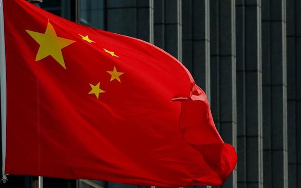 Sập hầm xây dựng tàu điện ngầm ở Trung Quốc, 5 người chết - Ảnh 1.