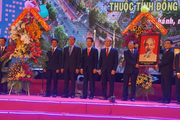 Đồng Nai có thêm thành phố Long Khánh - Ảnh 2.