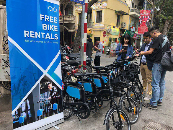 Lần đầu tiên phát động tuần lễ đi xe đạp tại Việt Nam - Ảnh 2.