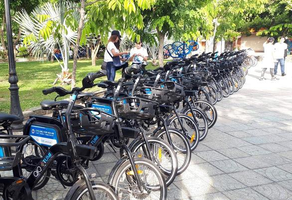 Lần đầu tiên phát động tuần lễ đi xe đạp tại Việt Nam - Ảnh 1.