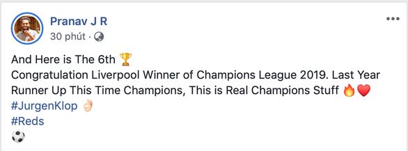 CĐV Liverpool 'sướng' vì đội nhà xóa được cái dớp thất bại để đăng quang - Ảnh 6.