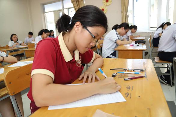 Gợi ý bài làm môn văn lớp 10 TP.HCM - Ảnh 1.