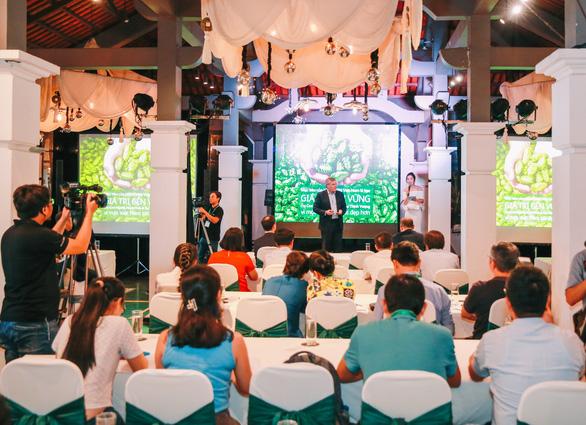 Heineken Việt Nam kiến tạo giá trị bền vững vì sự phát triển thịnh vượng - Ảnh 1.