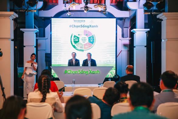 Heineken Việt Nam kiến tạo giá trị bền vững vì sự phát triển thịnh vượng - Ảnh 3.