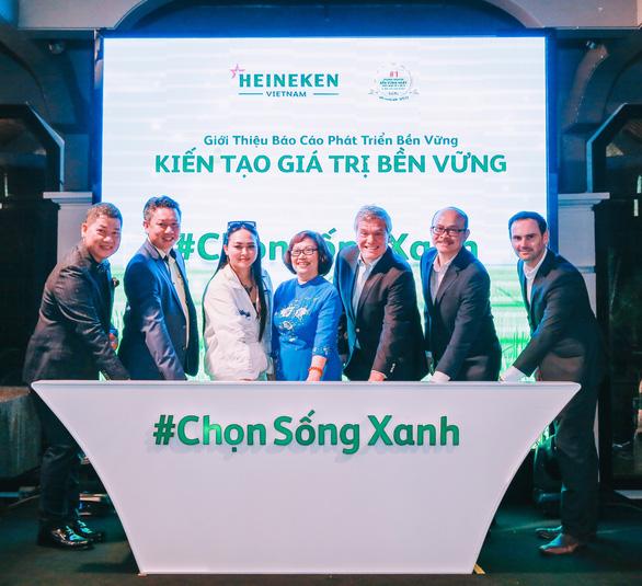 Heineken Việt Nam kiến tạo giá trị bền vững vì sự phát triển thịnh vượng - Ảnh 2.