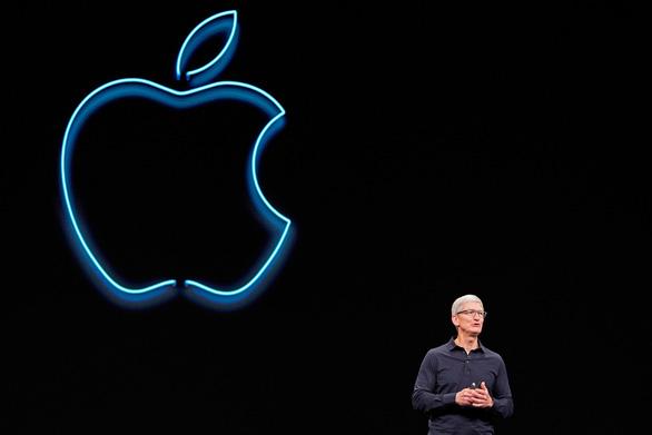 Apple không thể cống hiến cho Mỹ vì gánh thuế nhập khẩu - Ảnh 1.