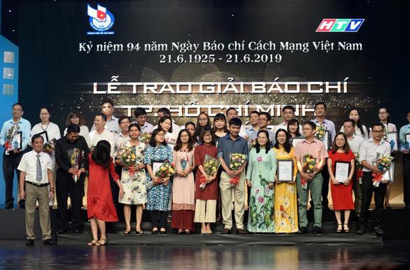 Báo Tuổi Trẻ đoạt 8 giải báo chí TP.HCM lần thứ 37 - Ảnh 5.