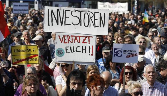 Đức giữ giá thuê nhà để cứu dân nghèo - Ảnh 1.