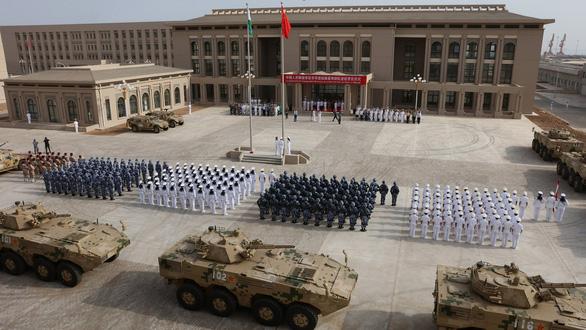 Quân đội Trung Quốc bị tố xâm nhập căn cứ Mỹ ở châu Phi - Ảnh 2.