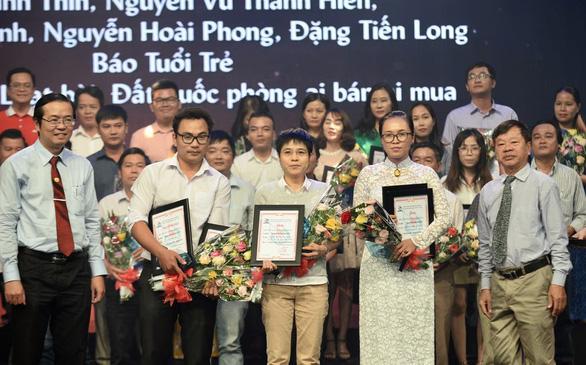 Báo Tuổi Trẻ đoạt 8 giải báo chí TP.HCM lần thứ 37 - Ảnh 3.