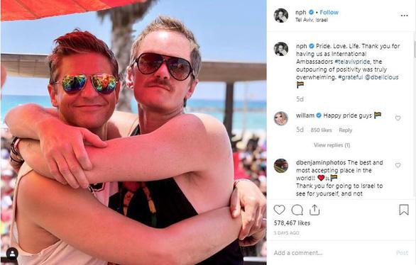 Hàng loạt sao lên tiếng ủng hộ cộng đồng LGBT trong Tháng tự hào - Ảnh 4.