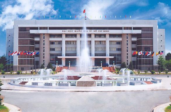 Đại học Quốc gia TP Hồ Chí Minh tiếp tục nằm trong Top 701-750 của thế giới - Ảnh 1.