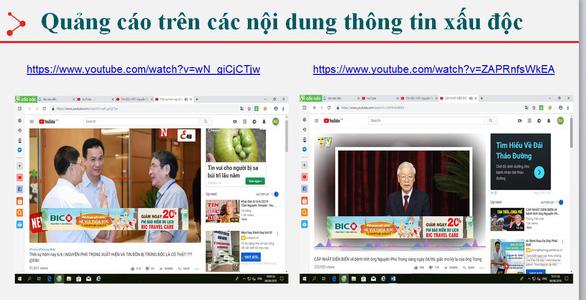 Thương hiệu Việt vi phạm pháp luật vì... YouTube - Ảnh 2.