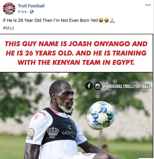 Cầu thủ 26 tuổi gây sốt' vì giống... ông lão 70 - Ảnh 3.