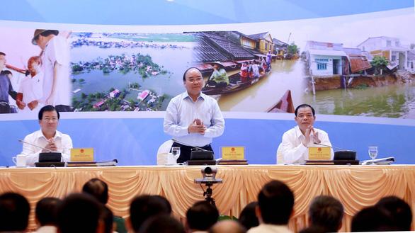 Thủ tướng nhắc việc xây hồ trên đỉnh đồi gây thiệt hại lớn về người - Ảnh 2.