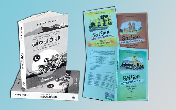 Đảo gió hú, Sài Gòn một thuở chưa xa... sách cho ngày 21-6 - Ảnh 1.