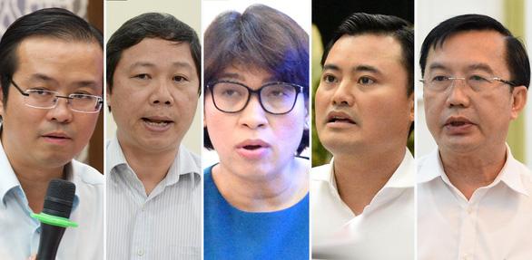 TP.HCM giới thiệu bổ sung 5 thành ủy viên - Ảnh 1.