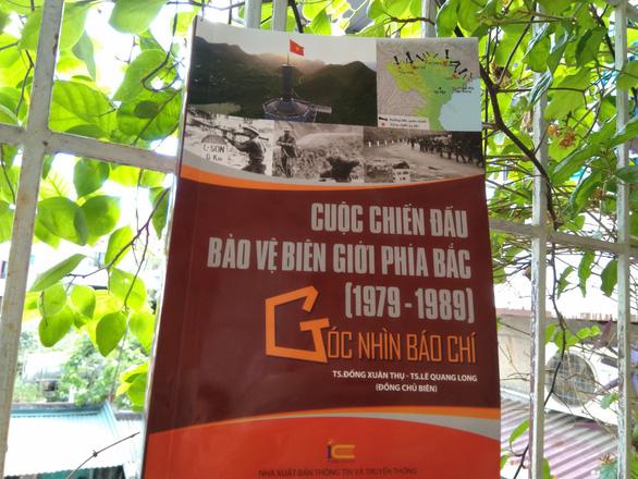 Thêm một cuốn sách ý nghĩa cho ngày Báo chí Cách mạng Việt Nam - Ảnh 1.